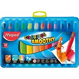 MAPED Smoothy Crayon [SM836112] - Crayon